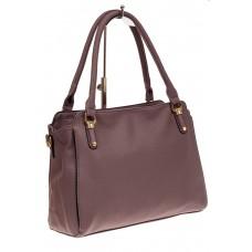 На фото 1 - Мягкая женская сумка из искусственной кожи,...