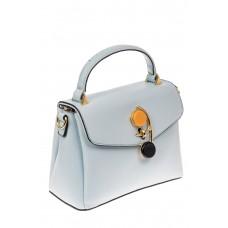 На фото 1 - Женская сумка из искусственной кожи, цвет с...