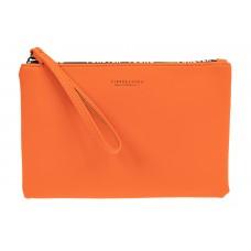 На фото 1 - Клатч-косметичка , цвет оранжевый