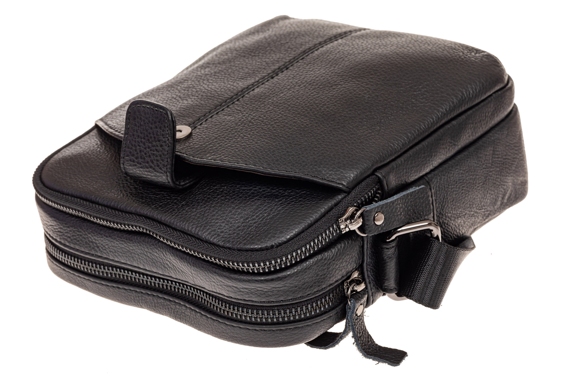 На фото 3 - Мужская сумка через плечо