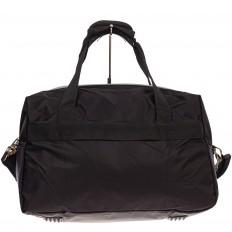 На фото 2 - Легкая и прочная дорожная сумка, цвет черный