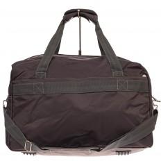 На фото 2 - Легкая и прочная дорожная сумка, цвет серый