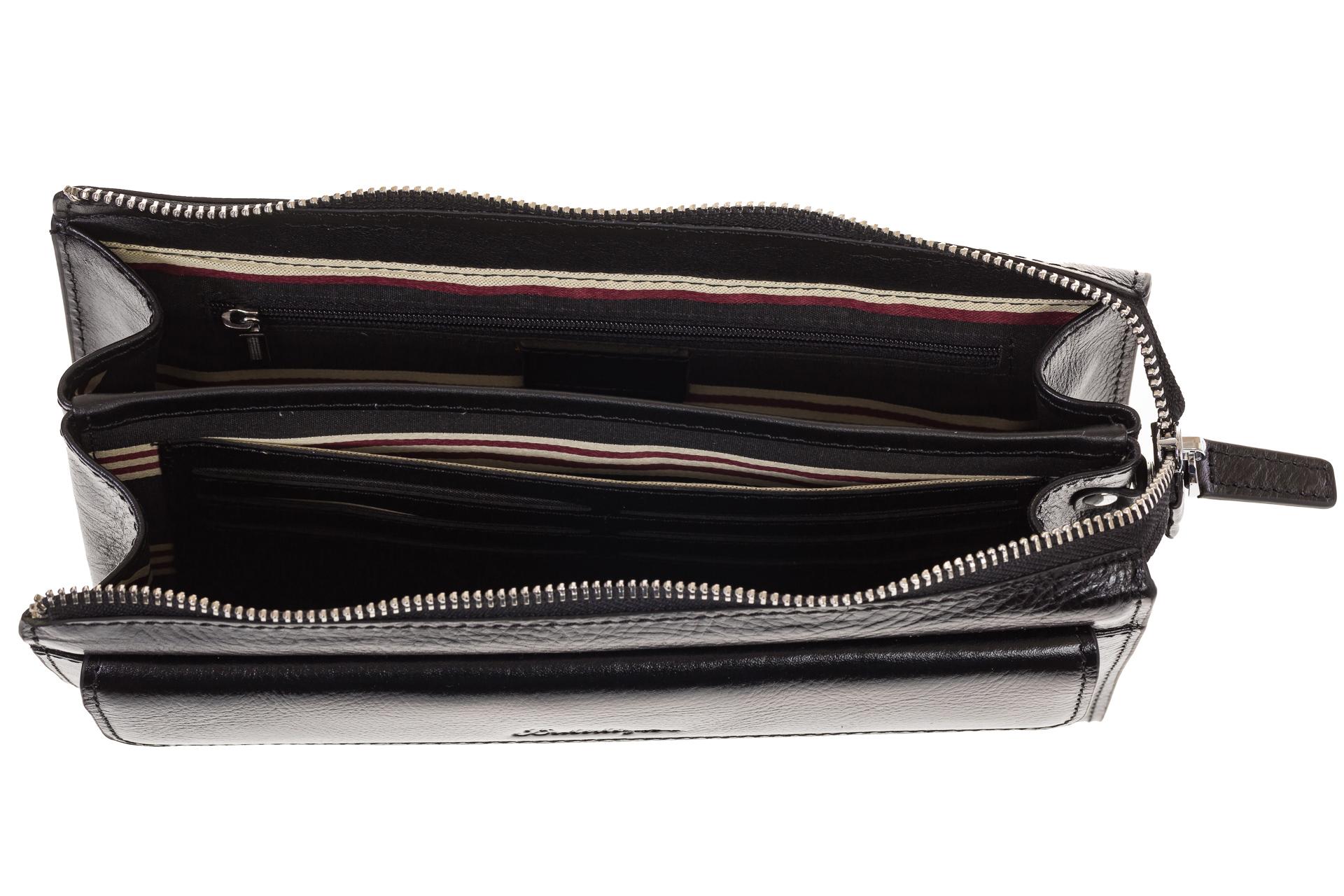 На фото 3 - Клатч  мужской с накладным карманом