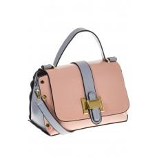 Коричневая сумка-портфель 8571 для оптовых покупателей