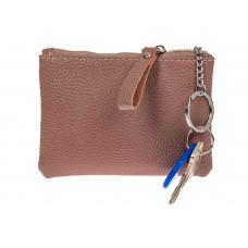 На фото 1 - Женская ключница из натуральной кожи, цвет ...