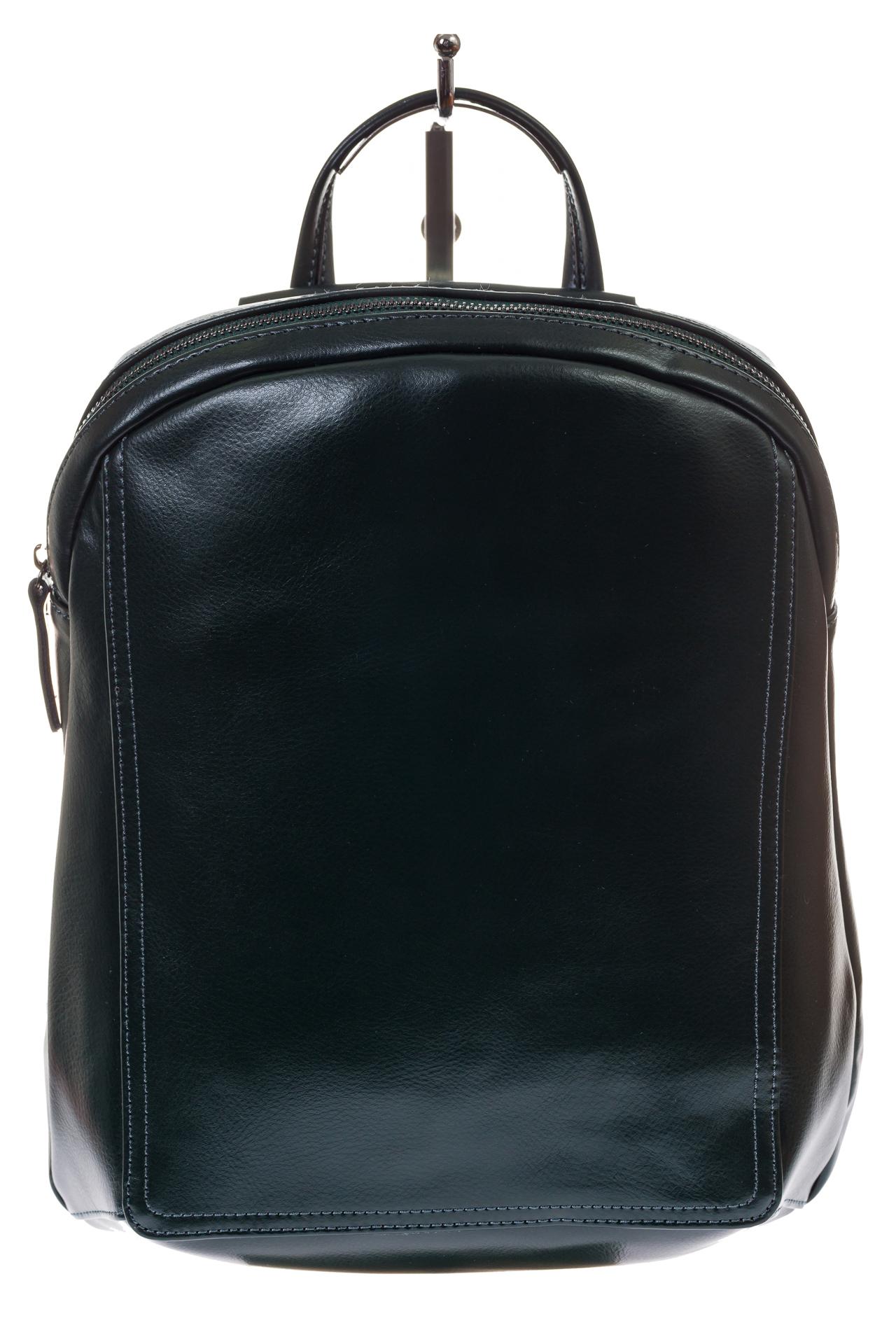 На фото 2 - Рюкзак натуральная кожа