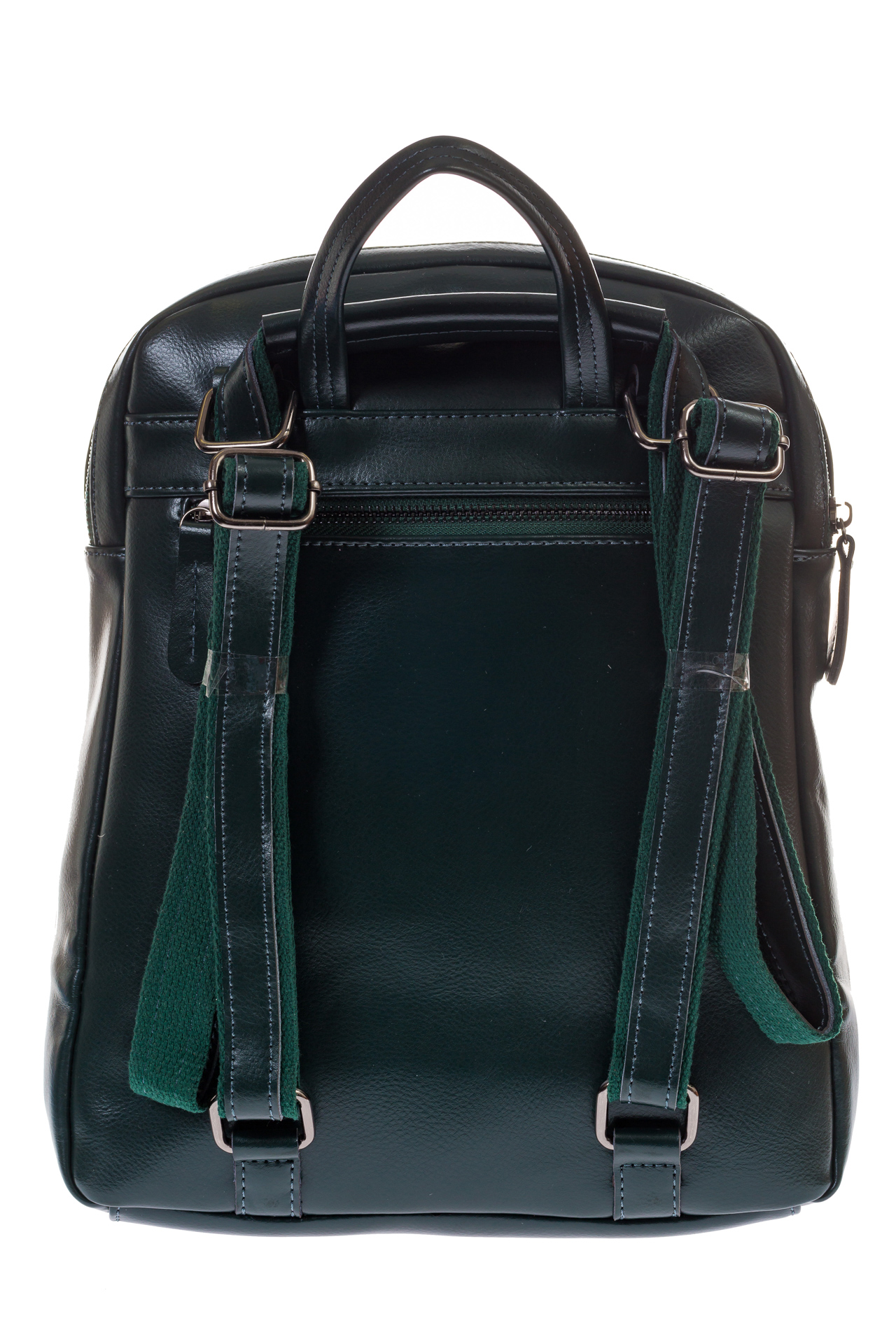 На фото 3 - Рюкзак натуральная кожа