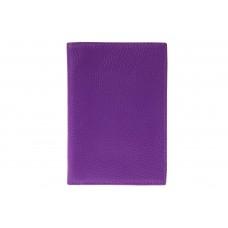 На фото 1 - Обложка на паспорт из натуральной кожи, цве...