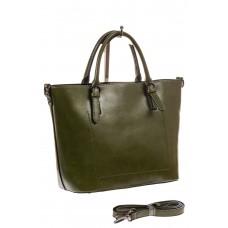 Структурная handbag из эко-кожи в салоне модной кожгалантереи «Грета», опт