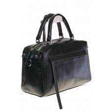 На фото 1 - Boxbag для женщин из натуральной кожи