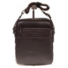 На фото 2 - Мужская сумка из натуральной cow–кожи 9408-2MM5