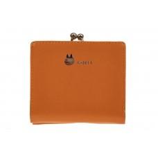 На фото 1 - Кошелек-портмоне из искусственной кожи, цве...