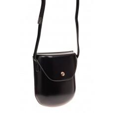 На фото 1 - Женская сумка-кобура из искусственной кожи,...