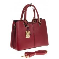 На фото 1 - Женская сумка из искусственной кожи, цвет к...