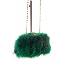Женская сумка из меха лисы, фото. Оптом – до 1,5 т.р.