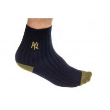 На фото 1 - Спортивные носки мужские, размер 25-28, синие. От нескольких пар