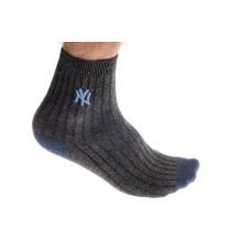На фото 1 - Спортивные носки мужские, размер 25-28, темно-серые. От нескольких пар