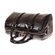 На фото 4 - Structured bag из искусственной кожи