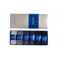 На фото 1 - Носки мужские, ароматизированные в подарочной упаковке. От 3х/6 пар