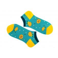 На фото 1 - Женские носки с принтом. Размер 36-41. Продажа от 1 пары.