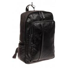 На фото 1 - Мужской городской рюкзак из искусственной к...