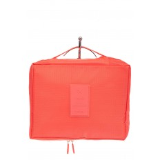 На фото 2 - Дорожная сумка-косметичка multi pouch, цвет розовый