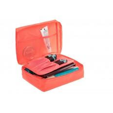 На фото 3 - Дорожная сумка-косметичка multi pouch, цвет розовый