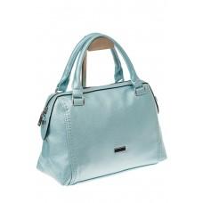 На фото 1 - Классическая женская сумка из искусственной...