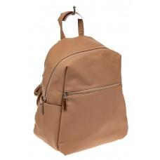 На фото 1 - Большой городской рюкзак из эко-кожи, цвет ...