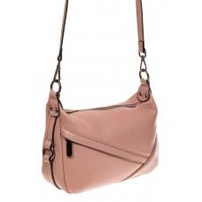 На фото 1 - Женская сумка из мягкой натуральной кожи, ц...