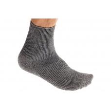 На фото 1 - Носки мужские хлопок, размер 25-28, цвет серый