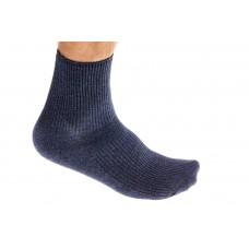 На фото 1 - Носки мужские хлопок, размер 25-28, цвет синий