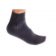 На фото 1 - Мужские носки, размер 25-28, цвет темно-серый