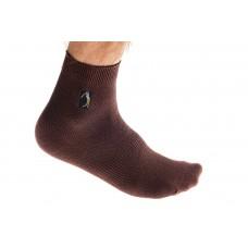 На фото 1 - Дешевые носки мужские, 25-28 размера, серые. От 1 пары