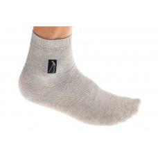 На фото 1 - Дешевые носки мужские 25-28 размера, меланж. От 1 пары