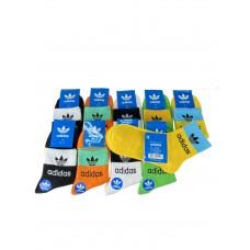 На фото 1 - Спортивные молодежные носки, 10 пар