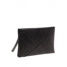 На фото 1 - Кожаная мужская сумка клатч под документы, ...