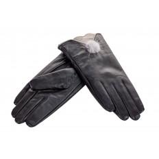 На фото 2 - перчатки из натуральной кожи