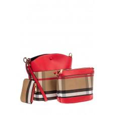 На фото 1 - Комплект сумок из искусственной кожи, цвет ...