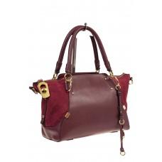 Стильная satchel bag, фото. Доступна в трех цветах