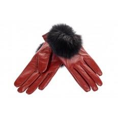 На фото 2 - Перчатки для евро зимы из натуральной кожи