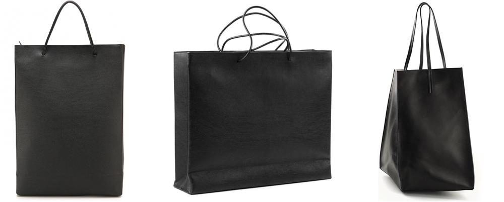 170d9fa4b92e На модных подмостках уже не раз появлялись манекенщицы с необычными сумками  в виде пакетов. Подобные аксессуары из кожи или эко-кожи очень удобны, ...